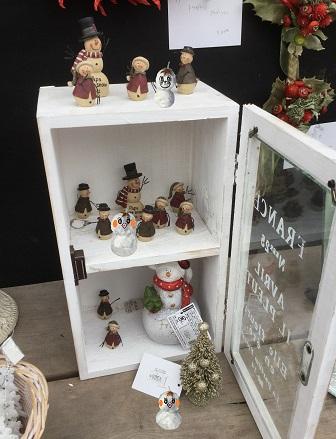 クリスマスディスプレイ展 クリスマス雑貨 可愛い雪だるま 雪だるま ピヨめぐモカ.jpg