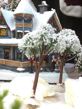 百合が原公園 クリスマスディスプレイ展 クリスマス雑貨 ヴィレッジハウス.jpg