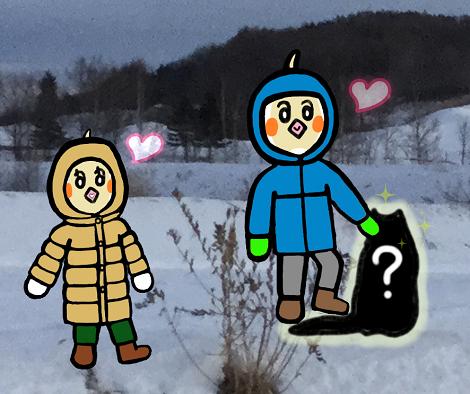 長沼町の野原でかわいい〇〇〇ちゃんと遭遇.jpg