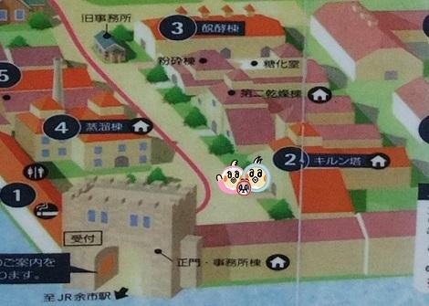 キルン塔へ移動したピヨめぐモカ.jpg