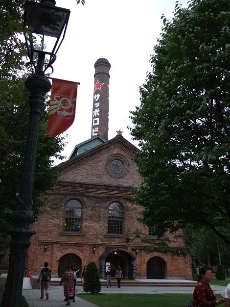 サッポロビール博物館の外観 1.JPG